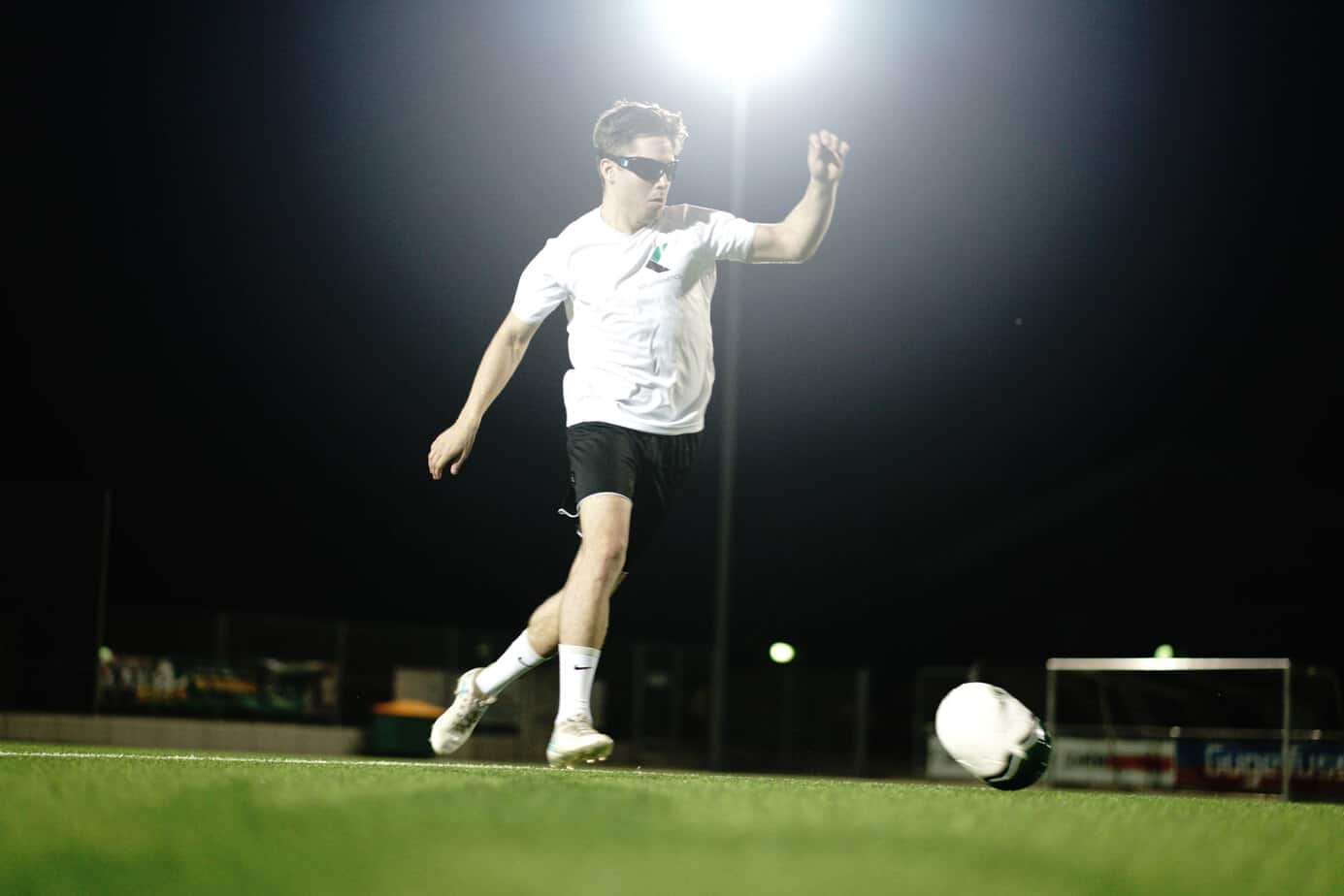 Soccerkinetics Dribbling