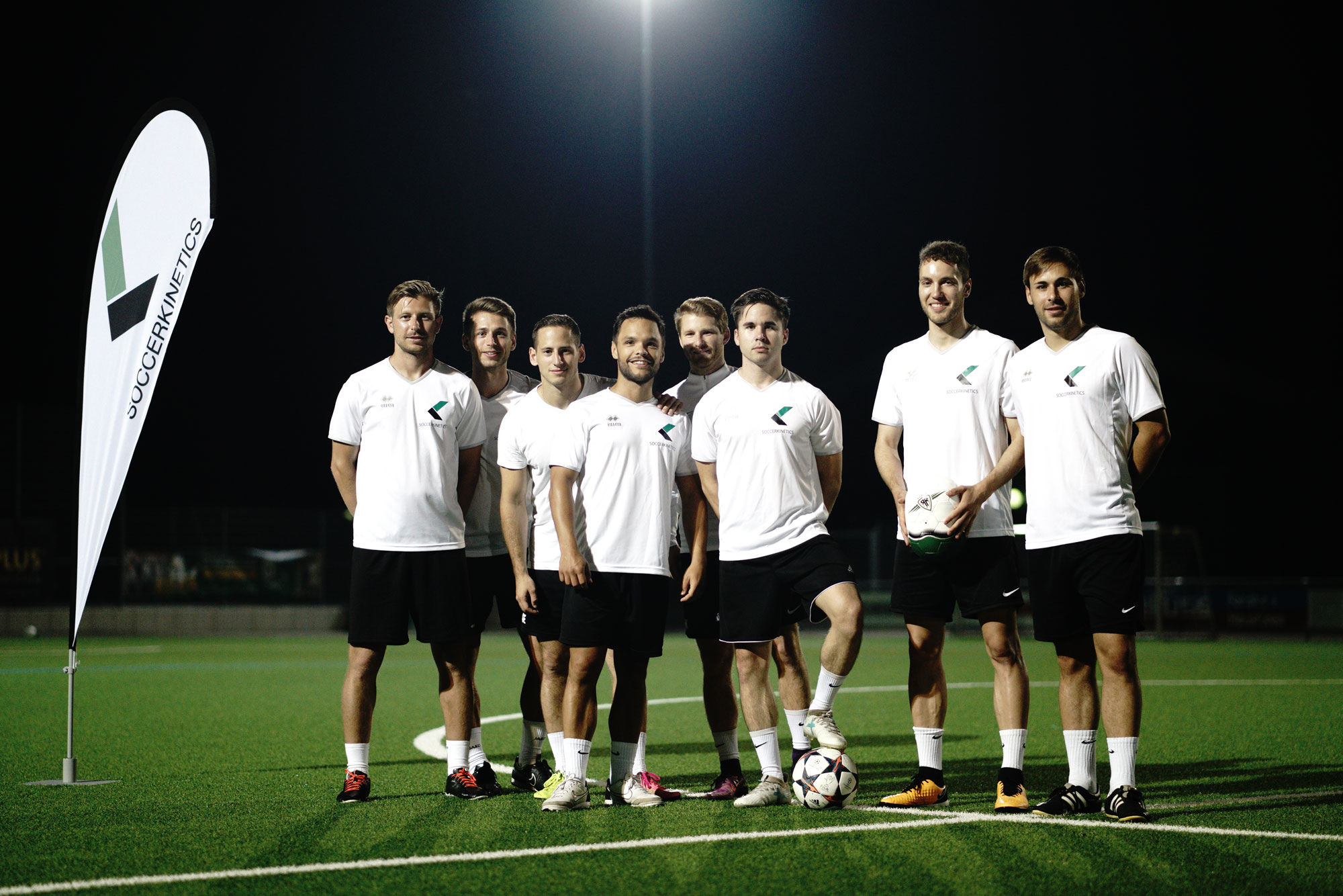 Soccerkinetics Team