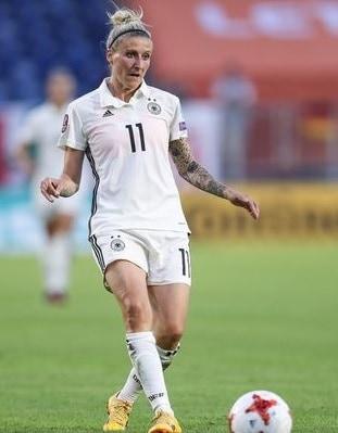 Anja Mittag, DFB, Sport1, Soccerkinetics