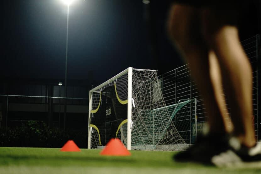 Kogntives Training Fußball, Soccerkinetics, Handlungsschnelligkeit trainieren