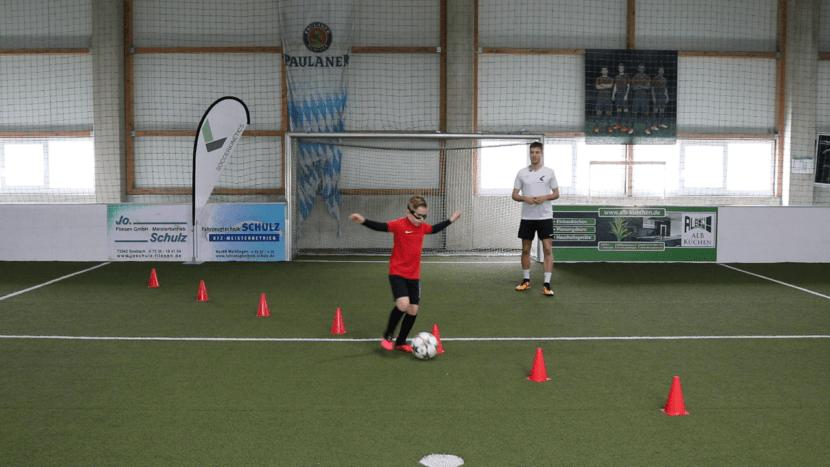 Differenzielles Lernen im Fußball, Differenzielles Fußballtraining, Soccerkinetics