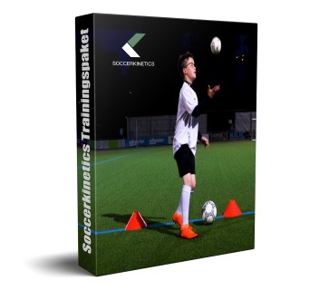 Soccerkinetics Trainingspaket Fußball
