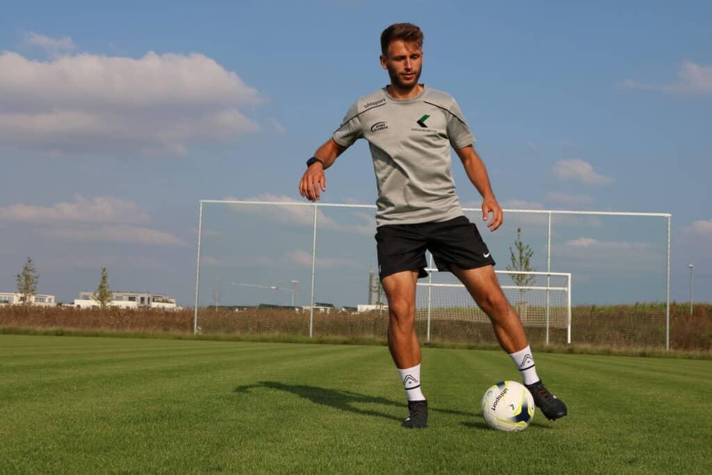 Simon Jans, Gründer Soccerkinetics