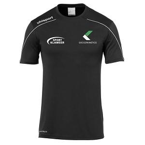 Soccerkinetics Shirt Schwarz