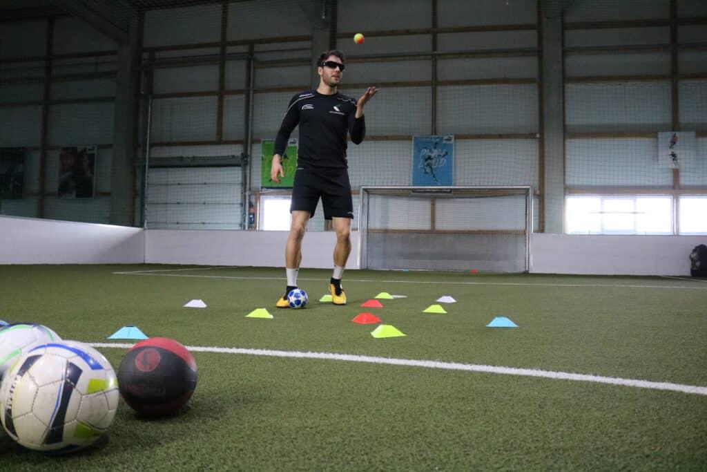 Overload Prinzip Fußball, Soccerkinetics